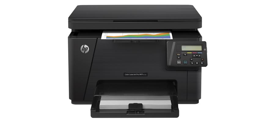 Imprimantes laser multifonctions couleur